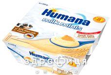 Humana пудинг манний з печивом з 8 мiс 100г №4