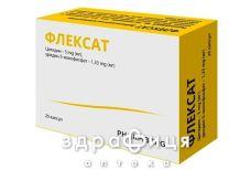 Флексат капс №20 таблетки від запаморочення
