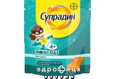 Супрадин іммуно кидз паст №30