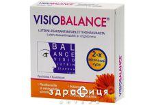 Вiзiо баланс таб №30 вітаміни для очей (зору)