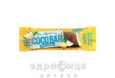Сoco bar батончик витаминный шокол глазури pina colada 40г