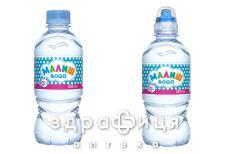 Малиш вода пит 0,33л