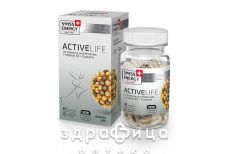 Swiss energy active life капс №30