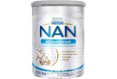 Nestle (Нестле) NAN (НАН) смесь безлактозная 400г 1000204