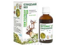 Пектолван фито исландский мох капс №20 отхаркивающие средства, сиропы, таблетки