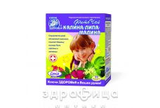 "Фiточай ""ключi здоров'я"" 1,5 г пакетик ""калина/липа/малина"" №20"