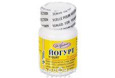 Йогурт канадський капс №30 ліки для кишечника
