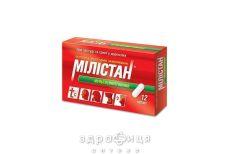 Мiлiстан мультисимптомний каплети №12 жарознижуючі препарати
