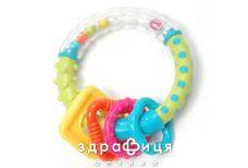 Baby team іграшка-брязкальце чудо-кільце 8441