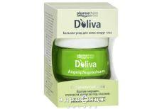 Doliva (Долива) бальзам д/кожи вокр глаз с родиол и кофеин 15мл