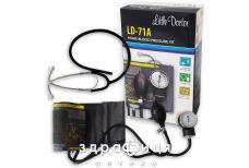 Вимiрювач артерiального тиску ld-71