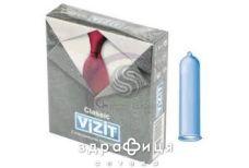 Презервативы Vizit (Визит) классика №3