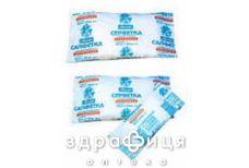 Серветки марлевi медичнi 16 см х 14 см 4-шаровi стерильнi №1