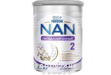 Nestle (Нестле) NAN (НАН) н.а.-2 premium гипоаллер смесь с 6 мес 400г 1000237