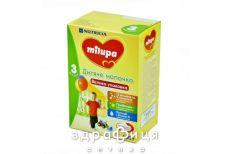 Milupa-3 сумiш молочна вiд 12мiс 600г
