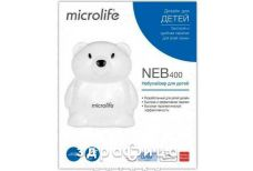 Iнгалятор microlife neb-400 компресорний