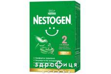 Nestle nestogen 2 смесь молоч с 6 мес 600г