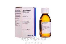 Депакiн сироп 57.64мг/мл 150мл №1 таблетки від епілепсії