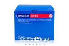 Orthomol cardio здоров'я сердця/судин 30 днів капс+таб №210